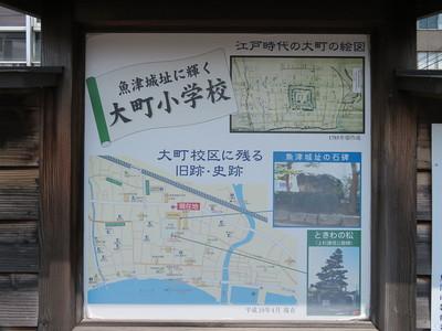 大町校区に残る旧跡・史跡