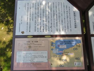 松倉城とその支城群