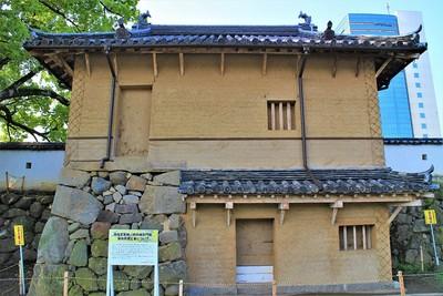 宗門櫓(北側)