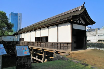 廊下橋(北東側)