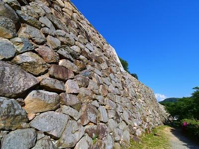 二ノ丸跡石垣