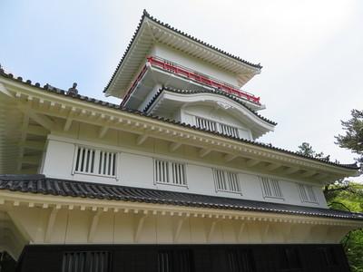 御隅櫓(新兵具御隅櫓跡)