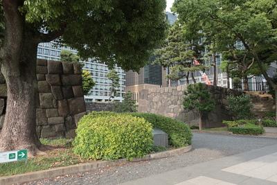 和田倉門跡