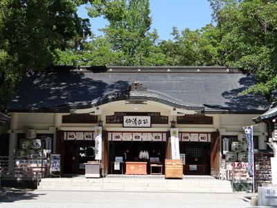 加藤神社 本殿