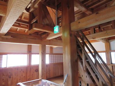三重櫓(二階)