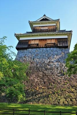 未申櫓(南側)