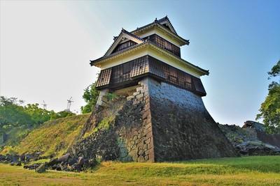 戌亥櫓(北西側)