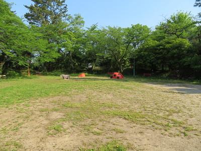 天守跡(児童公園)