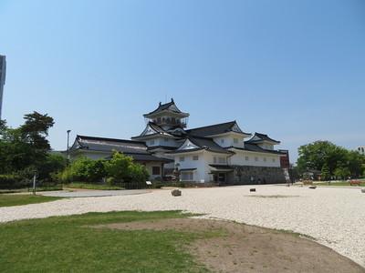 富山市郷土博物館(富山城)