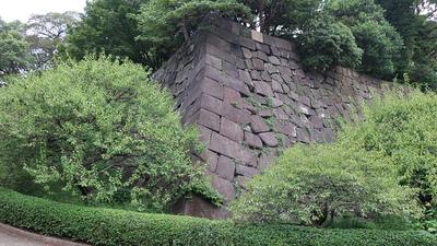 梅林坂石垣