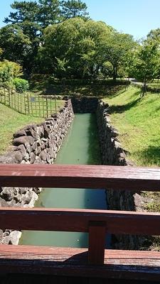 二ノ丸水路