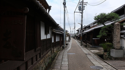 高取城城下町(土佐街道)