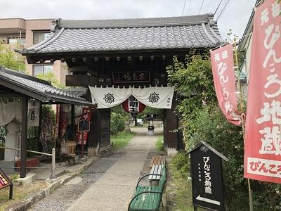 移築・東通用門(薬師寺)