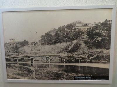 明治初期の久保田城
