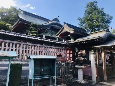 浄池廟 加藤清正公御廟所(お墓)
