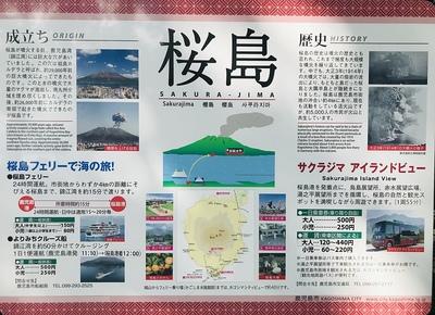 桜島の成立ち、歴史