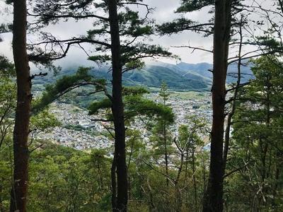 姫路からの眺望