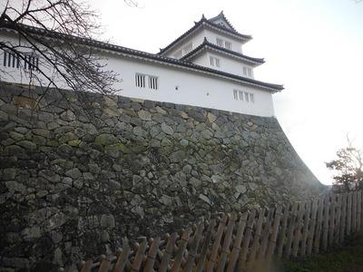西の丸三重櫓