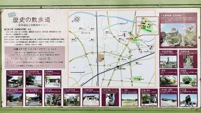 安城 歴史の散歩道