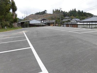 公営住宅駐車場