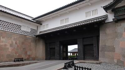 石川門(二の門)