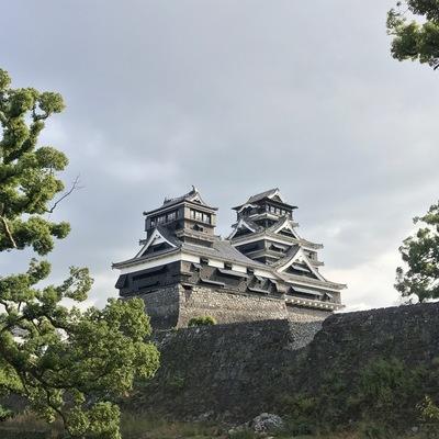 加藤神社から
