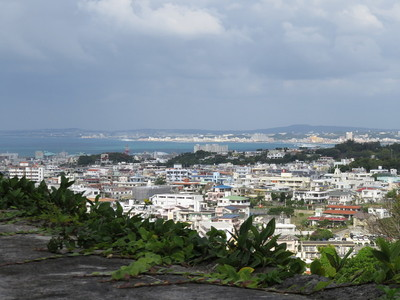 城からの眺望