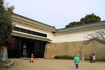 多聞櫓(南側)