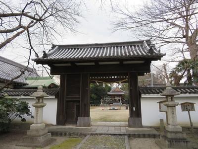 本丸大手門(伝二の丸北東の門)膳所神社表門