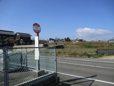 遠景(東側のバス停から)