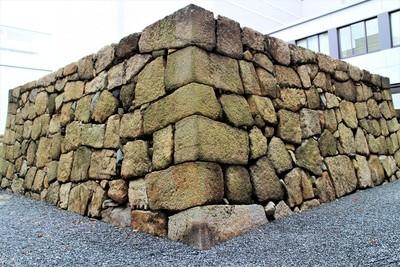 艮櫓跡(北東側)