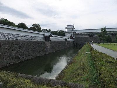橋爪門・続櫓