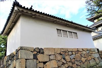 渡櫓(東側)