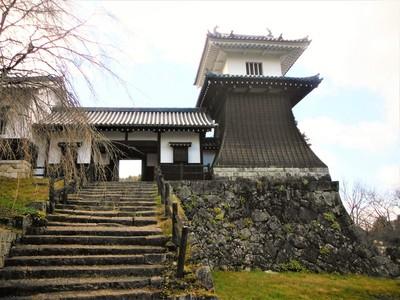 太鼓櫓(南側)