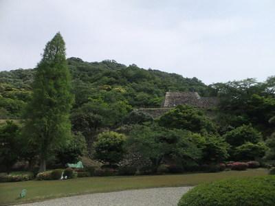 鳥取城(久松山)