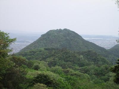 太閤ヶ平から鳥取城