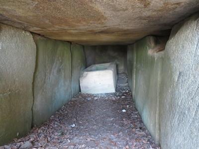 西宮古墳 石棺
