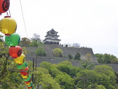 丸亀城 おしろまつり