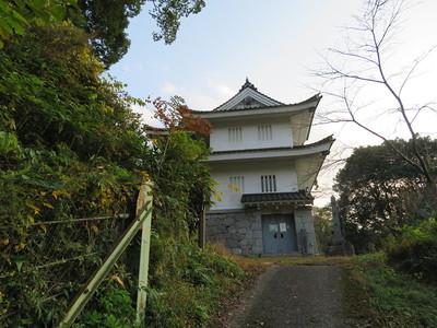江府町歴史民俗資料館(八幡丸跡)