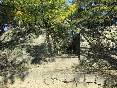本丸埋門跡