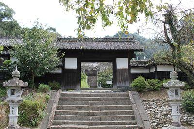 永御蔵御門(春光寺山門)