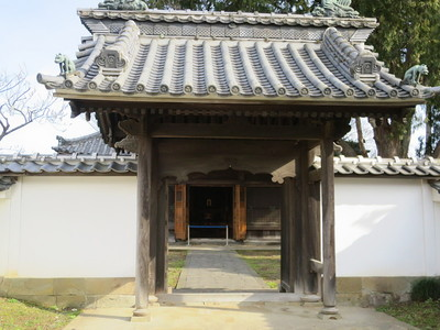 特別公開中の孔子廟