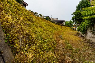 外堀跡の南端