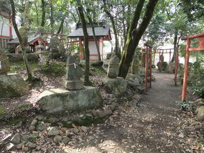 稲荷神社(本丸内)