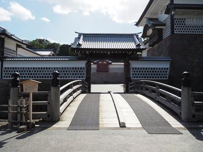 橋爪門(一ノ門正面)