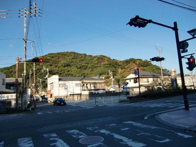 須崎城遠景