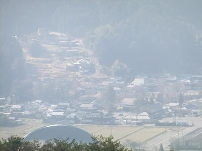 宮本武蔵の生誕地、旧宮本村