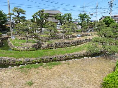 ジオラマ庭園