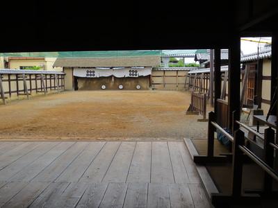 文武学校内の弓術所
