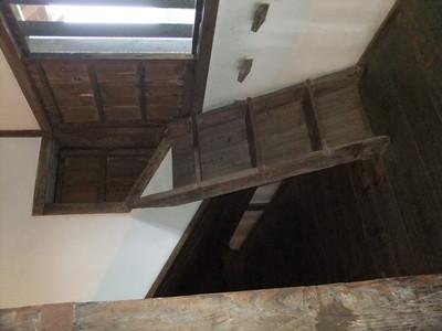 4階の武者隠